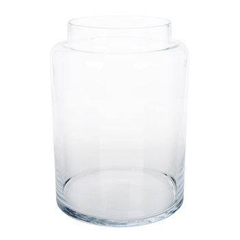 Con Collo Glass Vase