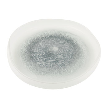 Moon Crater Glass Dish