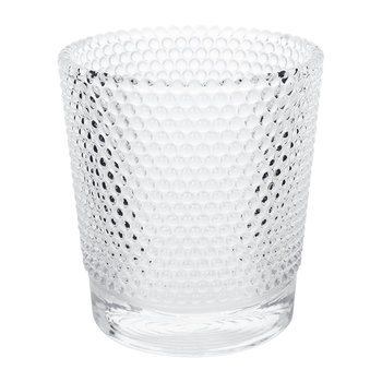 Dimple Glass Votive