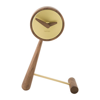 Mini Puntero Clock - Gold