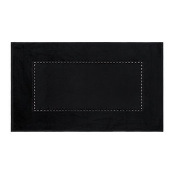 Crystal Collection Bath Mat - Black