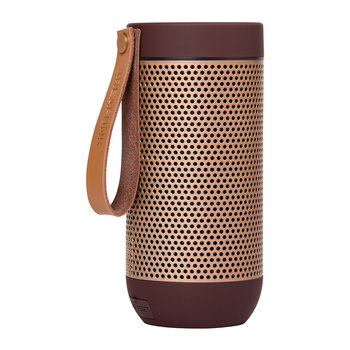 aFunk 360 Degrees Bluetooth Speaker - Plum/Rose Gold