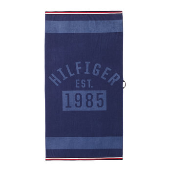 Denim 1985 Beach Towel - Blue