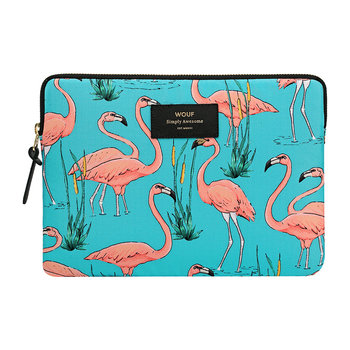 Pink Flamingos iPad Case