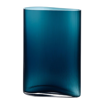 Mist Vase - Petroleum Green