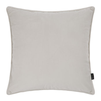 Velvet Cushion - Beige