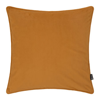 Coussin en Velours - Moutarde