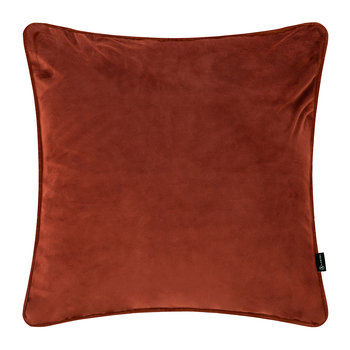Velvet Cushion - Burnt Sienna