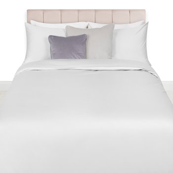 Egyptian Cotton Duvet Cover - Silver