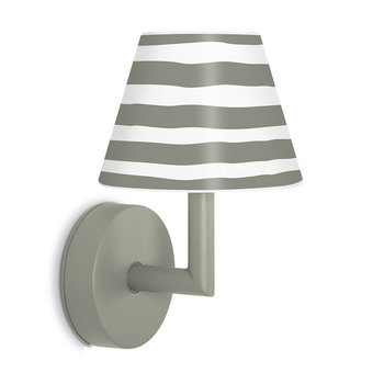 Add The Wally Wall Light - Grey