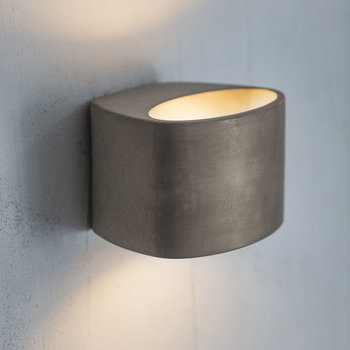 Lambeth LED Wall Light - Concrete