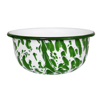 Keswick Mottled Enamel Nibble Bowl - Peashoot