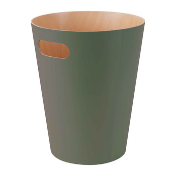 Woodrow Trash Can - Spruce