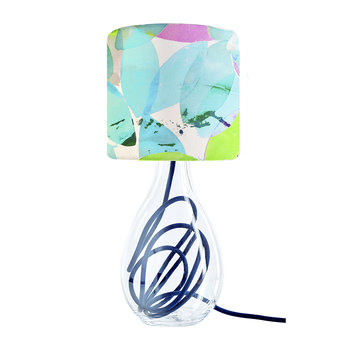 Falling Leaves in Summer Lampshade