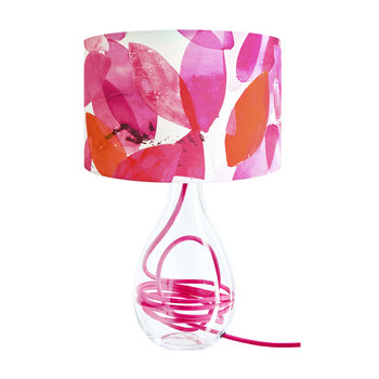 Falling Leaves in Autumn Lampshade