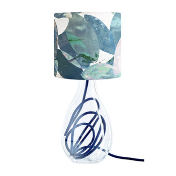 Falling Leaves in Winter Lamp Shade