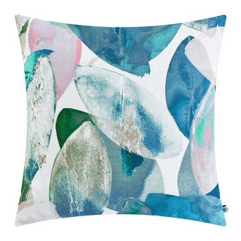 Seasons Square Cushion - 45x45cm - Falling Leaves in Winter
