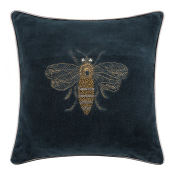 Queen Bee Pillow - 30x30cm
