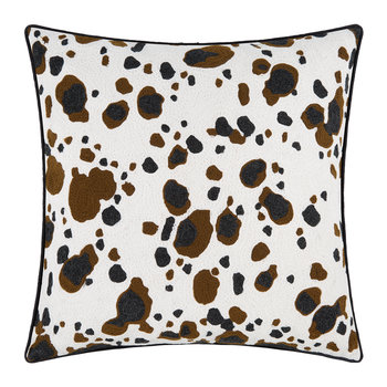 Cow Spot Cushion - 45x45cm