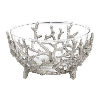 Ocean Reef Glass Bowl - 13cm