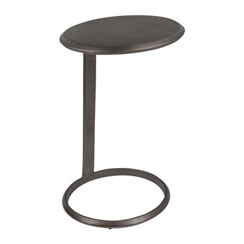Leaning Side Table - Copper