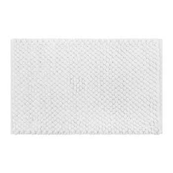 Bobble Bath Mat - White