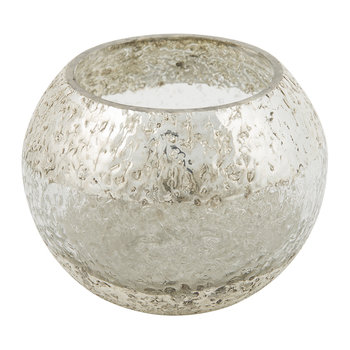 Crackle Tealight Holder