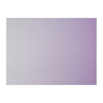 Glow Rectangle Placemat - Orchid