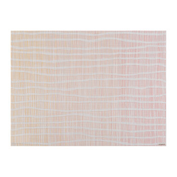 Float Rectangle Placemat - Guava