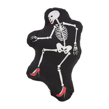 Dancing Skeleton Cushion