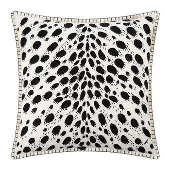 Paradise Cheetah Skin Pillow - 46x46cm