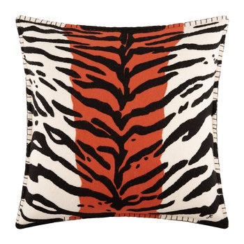Paradise Tiger Skin Pillow - 46x46cm