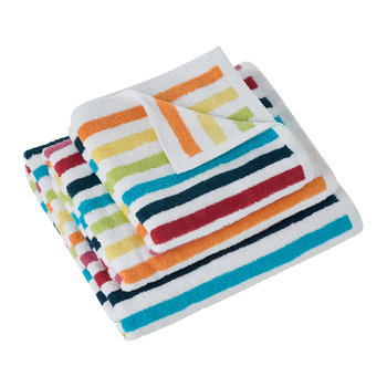 Rainbow Stripe Towel