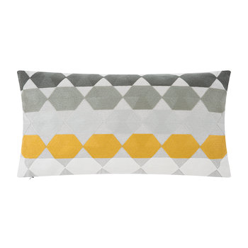 Hex Pillow - Multi - 30x50cm