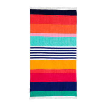 Catalina Luxe Beach Towel