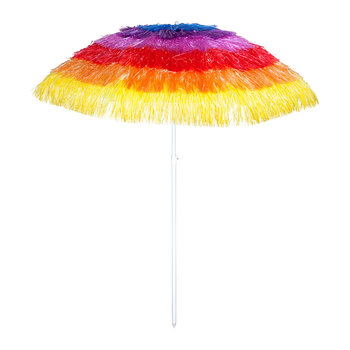 Sunset Carnival Beach Umbrella