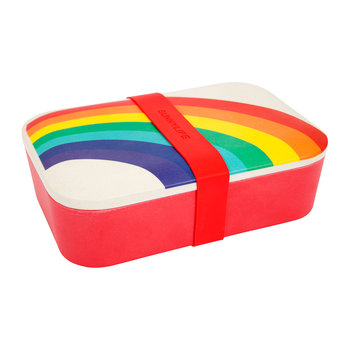 Rainbow Eco Lunch Box