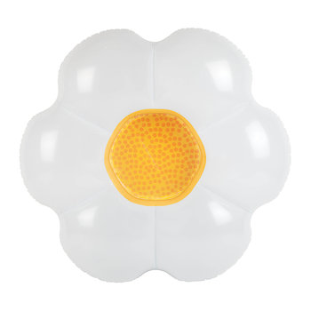 Inflatable Daisy Pool Ring