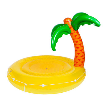 Luxe Twin Tropical Island Inflatable