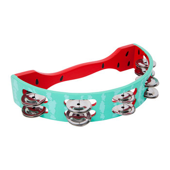 Children's Watermelon Tambourine