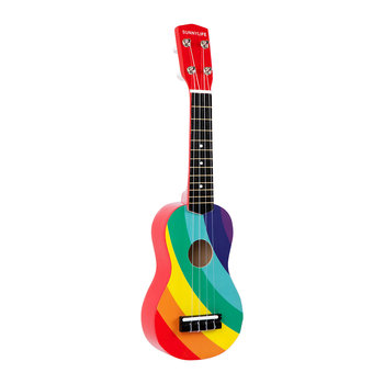 Children's Rainbow Ukulele
