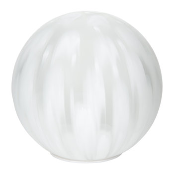 Cloudy Ball Light - White