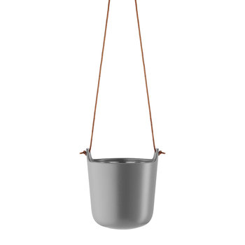 Self Watering Hanging Plant Pot - Nordic Grey