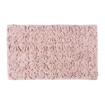 Rose Bath Mat - Blush - 70x120cm