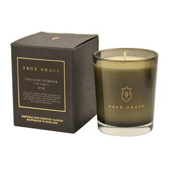 Manor Classic Candle - English Summer - 190g