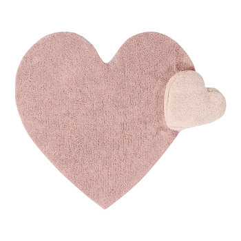 Puffy Love Washable Rug - Nude - 160x180cm