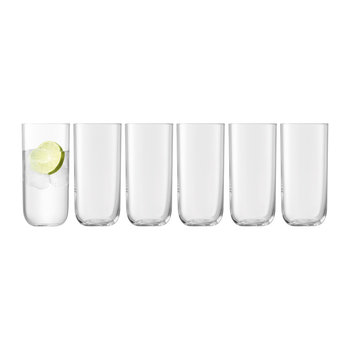 Verres Highball Uno - Lot de 6