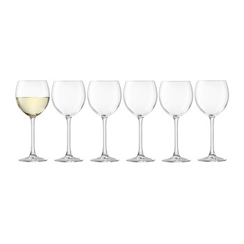 Uno Wine Glasses - Set of 6