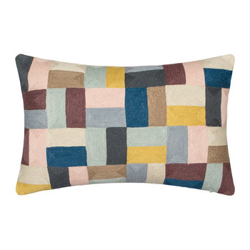 Pojagi Multicolour Cushion - 40x60cm
