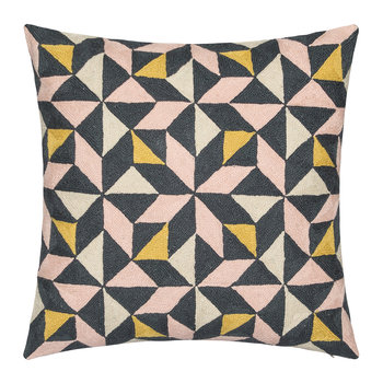 Kaleidoscope Cushion - 50x50cm - Multi
